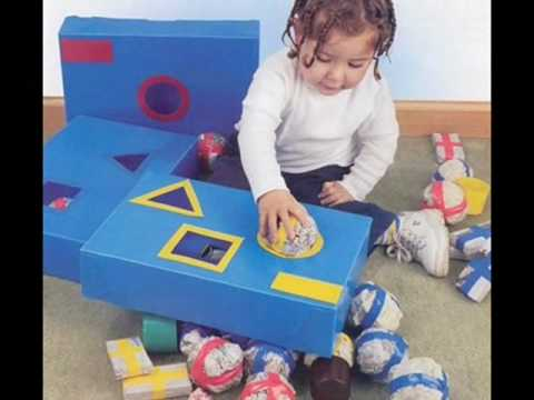 Brinquedos educativos feitos c mareriais reciclaveis