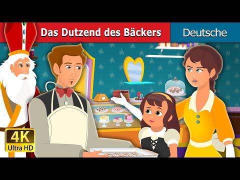 das-dutzend-des-bäckers-|-a-baker's-dozen-story-|-deutsche-märchen