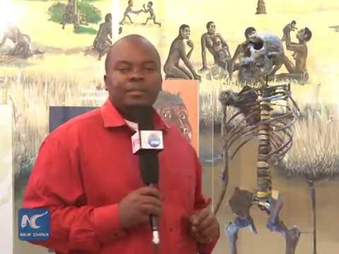 33000 economics Kunst New China Kenya National Museum captures origin of mankind