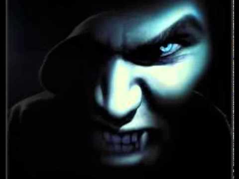 Creepypasta: El vampiro