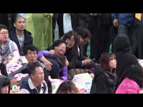 South Korea Ferry Sinking Disaster - Captain Arrested Video