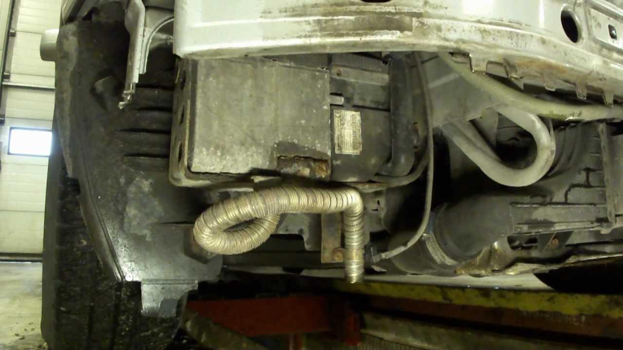 вентиляция картера двигателя мерседес 202 дизель схема