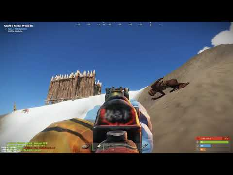 Rust PVP Highlights 4 #BullyDisbandCrew