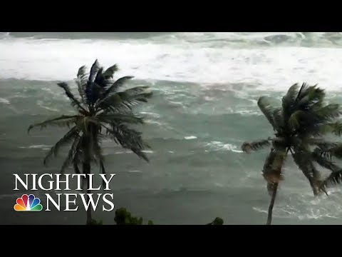 Download Youtube: Category 4 Hurricane Maria Takes Aim At Puerto Rico, Virgin Islands | NBC Nightly News