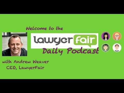 LawyerFair Podcast #13 - Julia Salasky from Crowd Justice explains more about Crowd Funding for Law