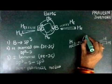 Diborane(2) - Mashpedia Free Video Encyclopedia B2h6 Lewis Structure