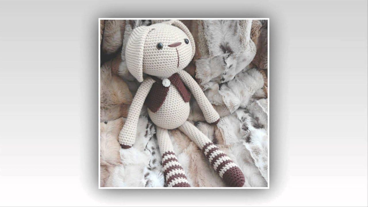 crochet dog sweater - bijou\'s candy stripe coat #1 - YouTube