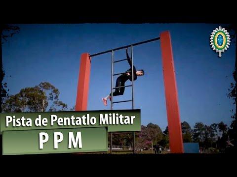 Pista de Pentatlo Militar - PPM