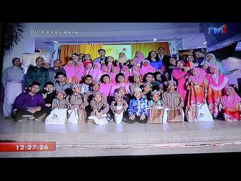 DIOR, ARTIS DANGDUT ASIA & ARTIS SRC (JOM BALIK RAYA)- DIVA EDISI KHAS RAYA ,01072017 [FULL HD]