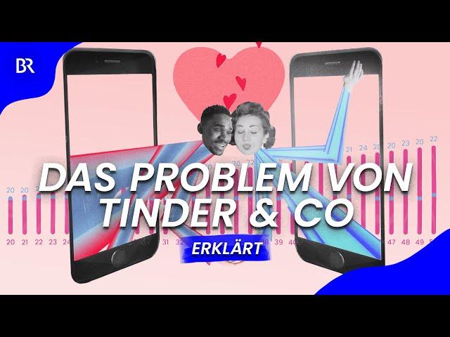 Tinder, Bumble & Co.: So beeinflussen Dating-Apps unser Liebesleben | erklärt von beta stories | BR
