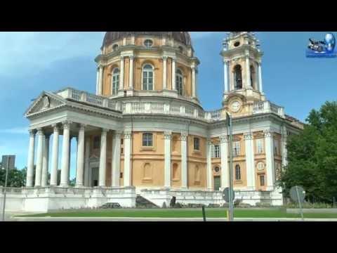 Torino la Basilica di Superga ( 1717-1731 )