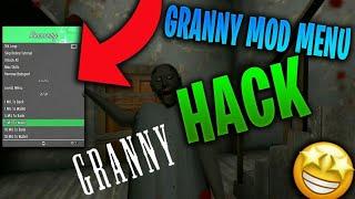 Granny - APK MOD v1.4.0.1 [MOD MENU v7beta]