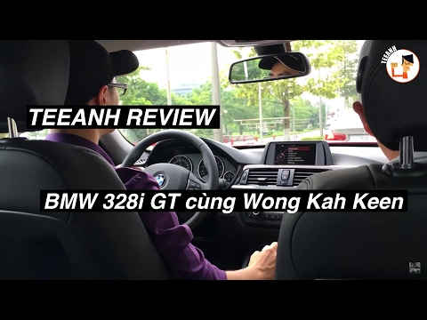 Trải nghiệm BMW 328i GT cùng chuyên gia hướng dẫn Wong Kah Keen