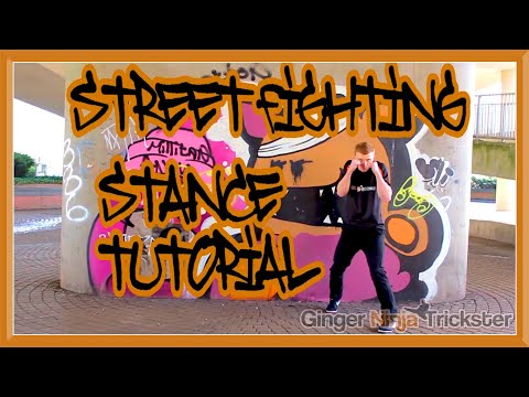 Street Fighting Stance Tutorial | GNT How to