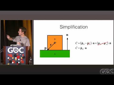 Physics for Game Programmers: Understanding Constraints