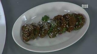 Sanjeev Kapoor Kitchen | Patra Recipe | Master Chef Sanjeev Kapoor
