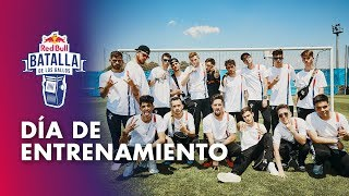 Entrenamiento previo   Final Nacional España 2019 ⚽