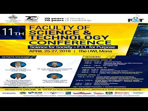 The 11th Annual Science and Technology Conference - Session 3.2