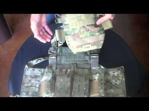 PIG Mollevella UCR (Universal Chest Rig) Bib Instructional Video