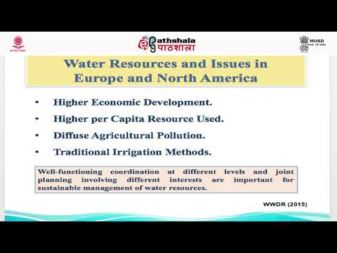 Water Resources -Planning and Development-II