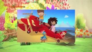 Зак и Кряк, 4 Серия, На Русском  Мультфильм для детей