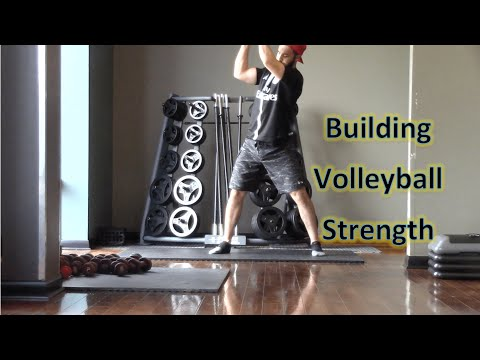 Get Laterally Strong for long tennis rallies