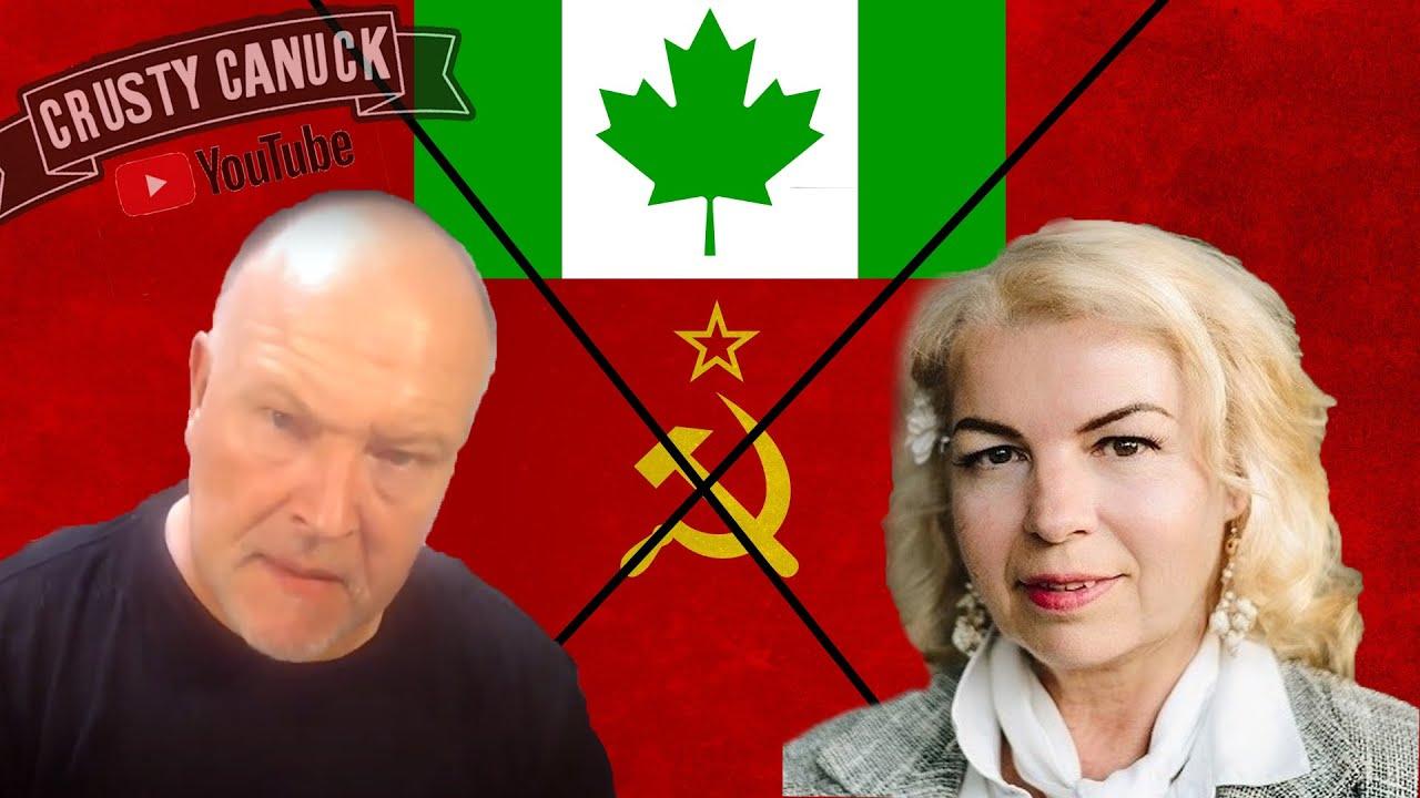 How communist propaganda  is taking over Canada? Interview with Zuzana Janosova Den Boer