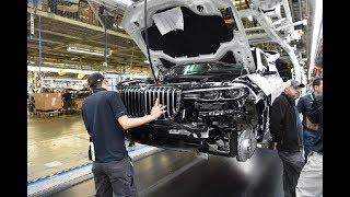 2018 BMW X7 - PRE Production - Test Drive