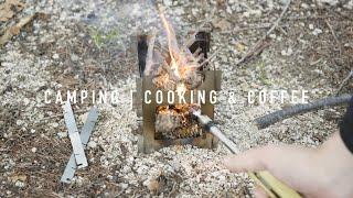 [캠핑] 요리와 커피 #2 | 반합밥 | 된장국 | 돈…