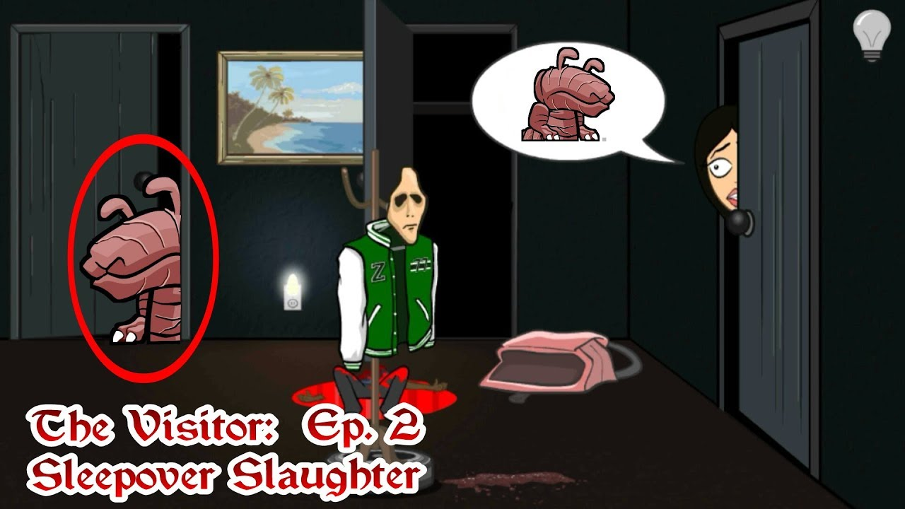 The Visitor Ep. 2 Sleepover Slaughter