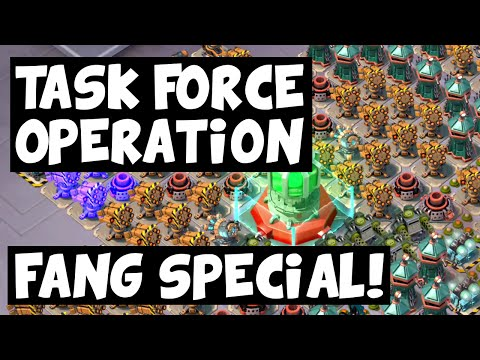 Fang Special! ✦ Tutorial For Two Layouts! ✦ Massive Attack ✦ Boom Beach