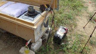 Эволюция в пчеловодстве, бесконтактная откачка мёда, пасека