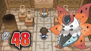 Let's Play Pokemon: White 2 - Part 48 - VOLCARONA