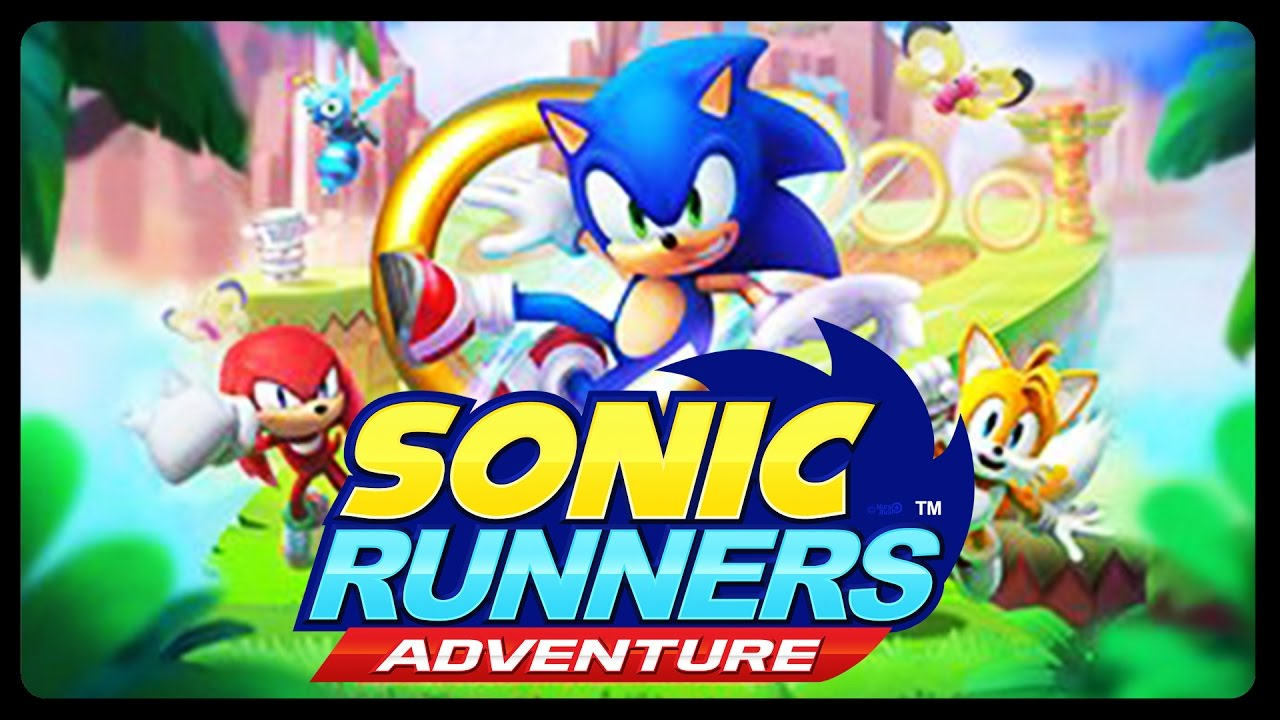Image result for Sonic Runners Adventure