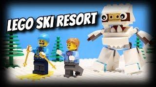 Lego Ski Resort