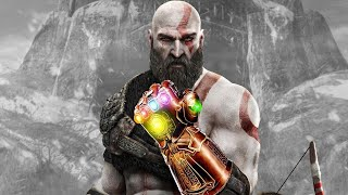 God Of War: How To Find The Infinity Gauntlet Easter Egg  Spoilers