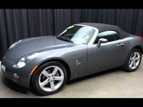 2008 pontiac solstice for sale in phoenix az youtube. Black Bedroom Furniture Sets. Home Design Ideas