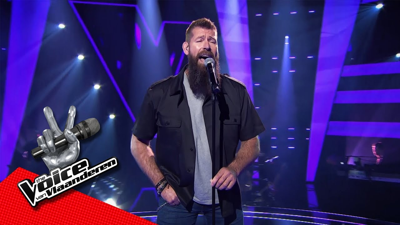 Wim When A Blind Man Cries Knockouts The Voice Van