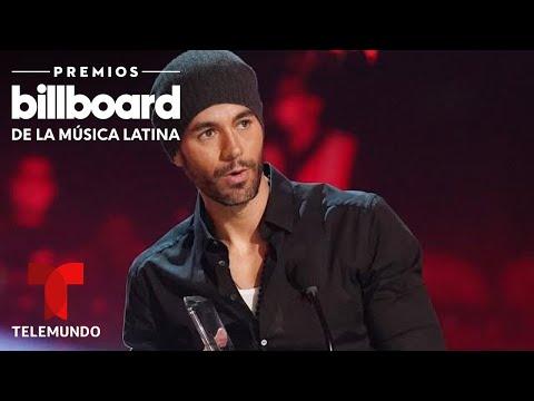 Enrique Iglesias, honrado con el 'Billboard Top Latin Artist of All Time' | Premios Billboard 2020