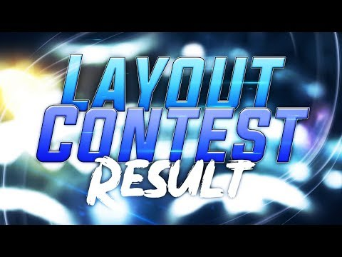 Layout Contest RESULTS l Geometry dash