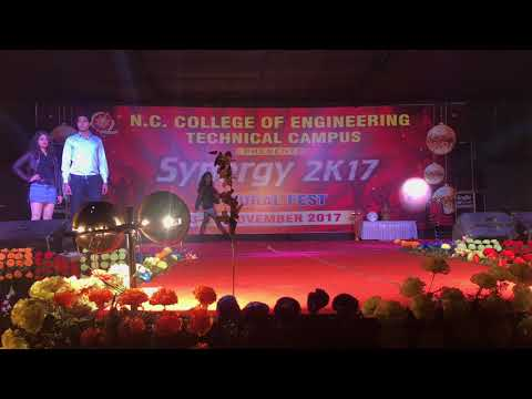 Teacher fashion show 2k17 NCCE