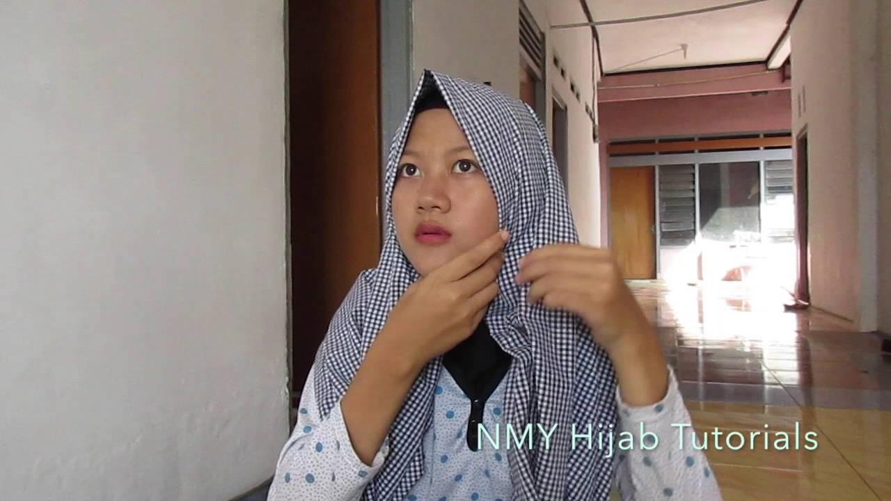 Gambar Tutorial Hijab Jaman Now | Tutorial Hijab