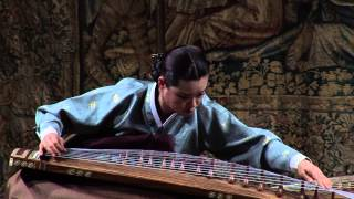 Video Korea - Concert - Ji Aeri (17 string gayageum) and Kim Woongsik (janggu) download MP3, 3GP, MP4, WEBM, AVI, FLV November 2017