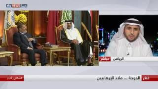 محمد المحمود: ما تقوم به دولة قطر هو انتحار سياسي