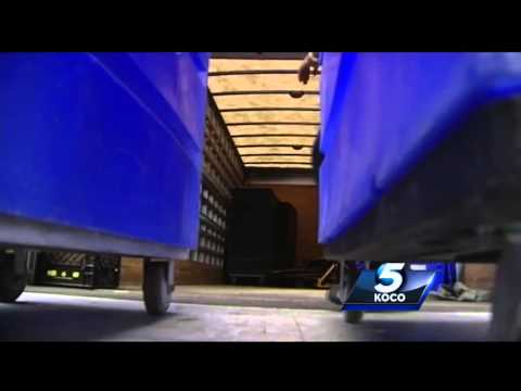Goodwill employees say people using donation center as dumping ground for garbage