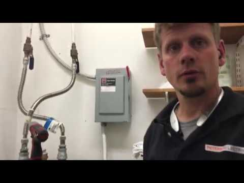 why hot water heater fuse burnt up in hotel panel, part 1 ... hot tub fuse box sold hot water fuse box #3
