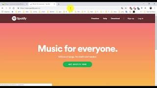 Как слушать музыку через Spotify на ПК