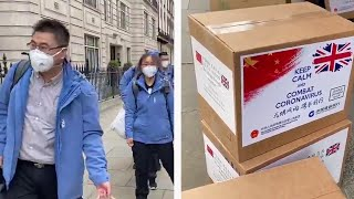 video: Warm May weather could suppress UK's coronavirus outbreak, study suggests