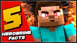 5 Minecraft Things You Didn't Know About Herobrine