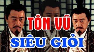 Giải Mã Nhân Vật TÔN VŨ – Bậc Thầy Binh Pháp Trong Cổ Sử Trung Hoa